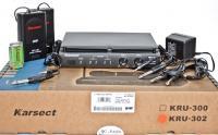 Купить Радиосистема гитарная с 2-мя петличными микрофонами KARSECT KRU302/KGT-8