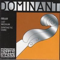Струны для виолончели Thomastik Dominant 147
