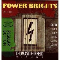 Струны для электрогитары Thomastik PB110