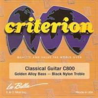 Струны для классической гитары La Bella Criterion C800