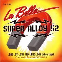 Струны для электрогитары La Bella SA942