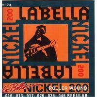 Струны для электрогитары La Bella N1046