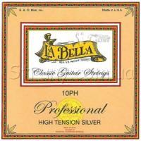 Струны для классической гитары La Bella 10PH