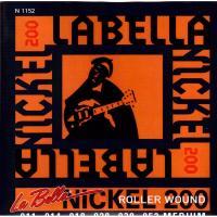 Струны для электрогитары La Bella N1152