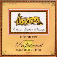 Струны для классической гитары La Bella 413P Studio