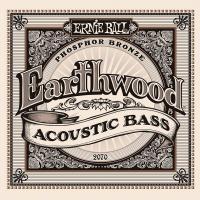Cтруны для 4-х струнной бас гитары ERNIE BALL 2070 Bronze