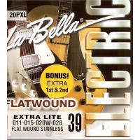 Струны для электрогитары La Bella 20PXL