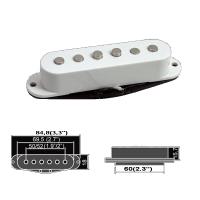Купить Датчик для электрогитары single BELCAT BS-01BK