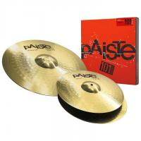 "Набор тарелок PAISTE 101 BRASS ESSENTIAL SET  14""-18"""