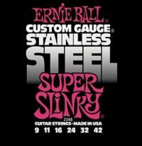 Струны для электрогитары ERNIE BALL 2248 Super Slinky