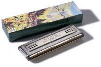 купить тремоло Губная гармошка HOHNER Echo Harp M569633