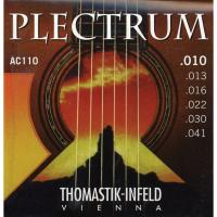 Струны для акустической гитары Thomastik AC110 Plectrum