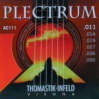 Струны для акустической гитары Thomastik AC111 Plectrum