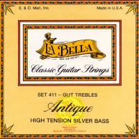 Струны для классической гитары La Bella 411 Anique
