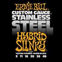 Струны для электрогитары ERNIE BALL 2247 Hybrid