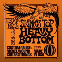 Струны для электрогитары ERNIE BALL 2215 Skinny Top Heavy Bottom