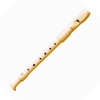 купить в Москве Блок-флейта С-SOPRANO HOHNER B9517