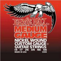 Струны для электрогитары ERNIE BALL 2206 Nickel Wound