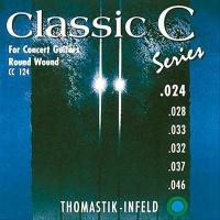Струны для классической гитары Thomastik СС124