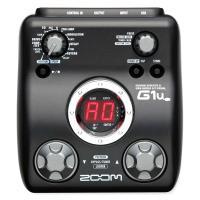 Купить процессор эффектов для электрогитар ZOOM G1U + AC (адаптер питания)