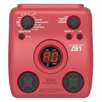 Купить процессор эффектов для бас-гитар ZOOM B1+ AC (адаптер питания)