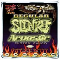 Струны для акустической гитары ERNIE BALL 2146