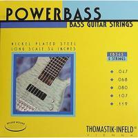 Струны для пятиструнной бас-гитары Thomastik EB345