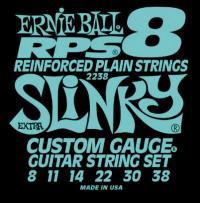 Струны для электрогитары ERNIE BALL 2238 Extra Slinky