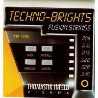 Струны для электрогитары Thomastik TB108   008-040 Extra Light