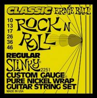 Струны для электрогитары ERNIE BALL 2251 Regular Slinky