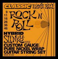 Струны для электрогитары ERNIE BALL 2252 Hybrid Slinky