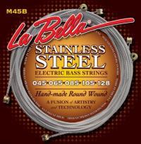 Струны для 5-струнной бас-гитары LA BELLA M45-B Low