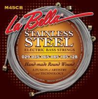 Струны для 6-струнной бас-гитары La Bella M45-CB