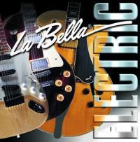 Струны для для 12-струнной электро-гитары La Bella EL-12L
