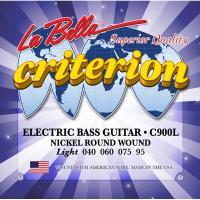Струны для бас-гитары La Bella C900L