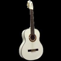 Купить_белую_гитару_ALICANTE _Spanish