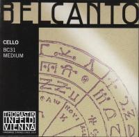 Струны для виолончели Thomastik Belcanto BC31