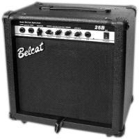 Купить Комбоусилитель для бас-гитар BELCAT 25B