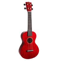 Гитара гавайская Укулеле MAHALO MH2 TWR концерт цвет красный