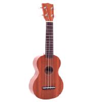 Гитара гавайская Укулеле MAHALO MJ1 TBR сопрано цвет коричневая