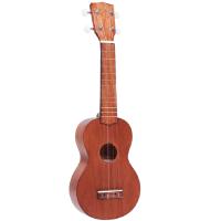 Гитара гавайская Укулеле MAHALO MK1 TBR сопрано цвет коричневый