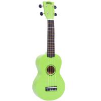Гитара гавайская Укулеле MAHALO MR1 GN сопрано зеленый