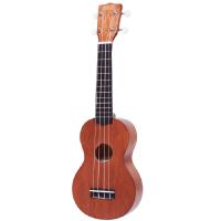 Гитара гавайская Укулеле MAHALO MR1 TBR-PK сопрано коричневый 12 ладов