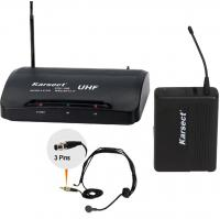Купить Радиосистема с головным микрофоном KARSECT KRU200/KLT-9U/HT-1C