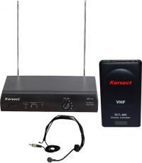 Купить Радиосистема с головным микрофоном VHF KARSECT KRV-10/KLT-80V/HT-1A