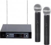 Радиосистема с 2-мя ручными микрофонами купить KARSECT KRV202/KST53V