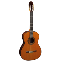 Гитара классическая массивная из Испании ALMANSA 457 Cedar