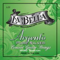 Купить Струны для классической гитары La Bella Argento AH