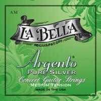 Купить Струны для классической гитары La Bella Argento AM