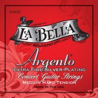 Струны для классической гитары La Bella SMH Argento (ASPMH)